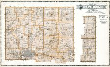 Marion Township, Linn County 1907